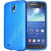 TUDIA - Ultra Slim Melody TPU Bumper Protective Case for Samsung® Galaxy S4 Active I9295 - Blue Melody