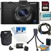 Sony - Cybershot DSC-RX100M II Cyber-shot 20.2MP Digital Camera Kit Black