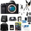 Sony - Bundle A7R (Alpha 7R) Interchangeable Lens Camera - Body Only