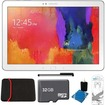 Samsung - Bundle Galaxy Note Pro 12.2 White 32GB Tablet - 1.9 Ghz Quad Core Processor