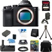 Sony - Bundle Alpha 7 a7 Full-Frame Interchangeable Lens Black Digital Camera