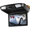 "Boss - BV12.1MCH 12.1"" Flip Down TFT Monitor With Built-In DVD Player HDMI Input - Black"