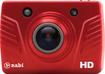 nabi - Look HD Flash Memory Camcorder - Red