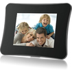 Coby - Digital Photo Frame - Black
