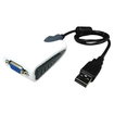 AddOn - USB to VGA Low Res Multi Monitor Adapter/External Video Card