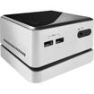 Intel - Desktop Computer Core i5 i5-4250U 1.30 GHz - Ultra Compact - Silver