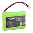 eForCity - 89-1323-00-00 Cordless Phone Compatible Ni-MH Battery - Green - Green