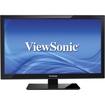 "Viewsonic - 23.6"" 1080p LED-LCD TV - 16:9 - HDTV 1080p - Black"