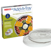 Nesco - Add-A-Tray Food Tray Attachment