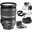 Canon - EF-S 17-55mm f/2.8 IS USM Zoom Lens with Lens Hood + 3 UV/CPL/ND8 Filters + Accessory Kit