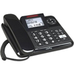 Clarity - Amplified Corded Phone with Digital Answering Machine - Multi
