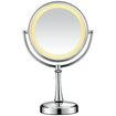 Conair - Lighted Makeup Mirror - Chrome
