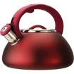 Primula - Avalon 2.5 Qt Whistling Kettle - Matte Red - Matte Red