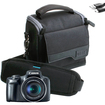 USA Gear - Protective Action Video Camera Carrying Case Pouch- Works w/GoPro HERO3+, HERO3, HD HERO2 & More - Black