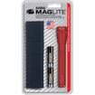 Mag - AA Mini Black Flashlight Holster