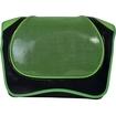 AERYSTAR - Taranto Digital SLR Camera Messenger Bag with Insert Bag - Black, Light Green