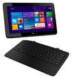 """HP - Pavilion 2-in-1 11.6"""" Touch-Screen Laptop - Intel Pentium - 4GB Memory - 64GB Solid State Drive - Sparkling Black"""