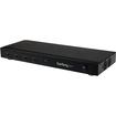 Startech - Audio/Video Switchbox - Black - Black