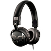Bell'O - and Over-the-head Headphones with Track Control and Microphone - Black, Dark Chrome - Black, Dark Chrome