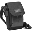 USA Gear - Compact Soft Ultra Light Digital Camera Carrying Case- Works w/Canon , Nikon , Sony & More - Black