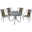 Home Styles - 5PC Outdoor Dining Set