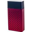 Sunbeam - Heavy Duty Aluminum Bluetooth Speaker - Red