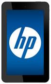 HP - Slate 7 HD 7 Tablet - 16GB - Silk Gray