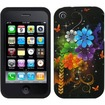 Insten - For iPhone® 3G/3GS Rubberized Hard Silicone Case Cover