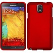 Insten - For Samsung Galaxy® Note 3 N9000 Rubberized Case Cover - Red