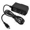 eForCity - Micro USB Wall Home Charger for Samsung Galaxy® S5 - Black - Black