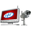 SVAT - GX301-010 Digital Wireless SD DVR Security Recorder With 1 Camera & 7in Display