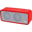 Sunbeam - Rechargeable Bluetooth Conference Speaker w/ Microphone - Red