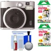Fujifilm - Instax Mini 90 Neo Classic Instant Film Camera with (2) Instant Film + Cleaning Kit