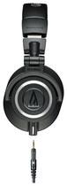 Audio-Technica - Professional Monitor Headphones - Black - Black