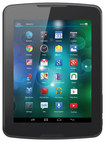 "Polaroid - S8 8"" Tablet with Google Play - 4GB - Black"