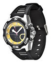 Freestyle - Sport Series Shark X 2.0 Watch - Black/Yellow