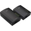 Linksys - PowerLine PLWK400 Bridge HomePlug AV (HPAV) -802.11b/g/n