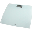 AWS - Low Profile Bathroom Scale - White - White