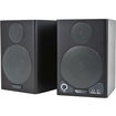 Monoprice - 3-inch Powered Portable Monitor Speakers with Protective Grill (pair)