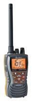 Cobra - VHF Handheld Radio - Gray