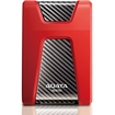 Adata - DashDrive 1 TB External Hard Drive - Red
