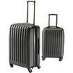 "Brookstone - DASH Hardside 4-Wheeled Traveler 26"" - Multi"