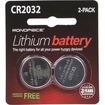 Monoprice - Lithium CR2032 3V Battery 2-Pack