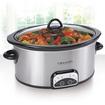 Crock-Pot - Smart Pot Slow Cooker - Stainless Steel