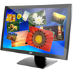 """3M - 24"""" LCD Touchscreen Monitor"""