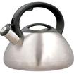 Evco - Sphere 3 qt. Whistling Tea Kettle - Smoke - Smoke