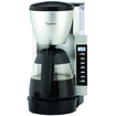 Capresso - CM200 10 Cup Programmable Coffee Maker - Black - Silver