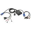 IOGEAR - GCS72U KVM Switch with Audio