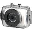 "Vivitar - Digital Camcorder - 2.4"" - Touchscreen LCD - CMOS - Full HD - Silver"