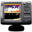 Lowrance - Elite-5x HDI Fish Finder